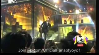 Yo Yo Honey Singh MTV Awards 2013 Stage Performance Full Video