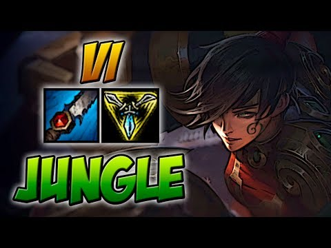 Skin Linda - VI JUNGLE GAMEPLAY - LEAGUE OF LEGENDS - ETERNO LOL
