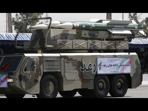 watch Iran Military Parade HD: Best Iranian Weaponry on Show in SDW