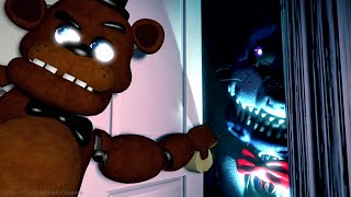 [SFM FNAF] 5 AM at Freddy's: The Final Whore Views
