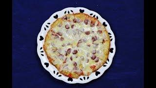 pizza طرز تهیه پیتزای سریع و خوشمزه بدون فر