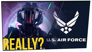 U.S. Military Wants to Create a Space Corps!? ft. DavidSoComedy
