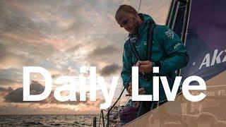 1300 UTC Daily Live – Friday 17 November | Volvo Ocean Race
