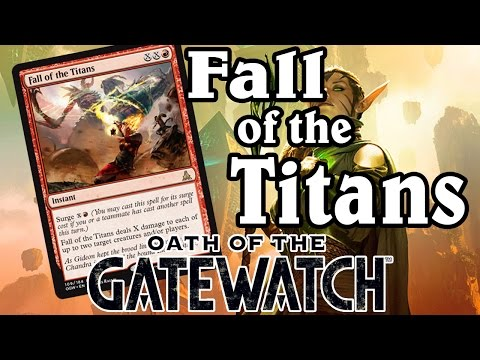 Fall of the Titans: OGW Review