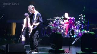RHCP - Goodbye Angels + Give It Away live in Miami, FL