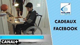 Facebook vient en aide à un jeune paraplégique - Groland le Zapoï du 30/09 - CANAL+