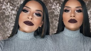 Full Face Only Using DRUGSTORE Makeup Tutorial | Sarahy Delarosa