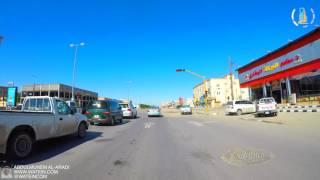 جولة سريعة في محافظة حفر الباطن الجزء ٢ 4k