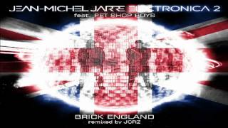 Jean-Michel Jarre & Pet Shop Boys - Brick England (JCRZ Remix)
