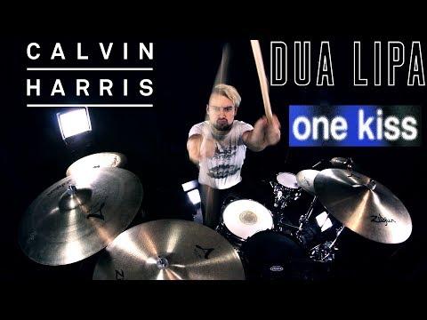 Calvin Harris, Dua Lipa - One Kiss (Drum Remix)