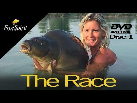 CARP FISHING - FREE SPIRIT THE RACE DVD Disc 1