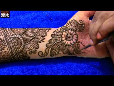 Xxx Mp4 Step By Step Latest Full Hand Mehndi Design For Hand 2017 1010 3gp Sex