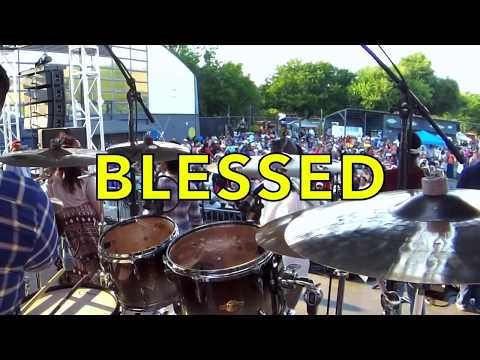 Fred Hammond - We're Blessed by Sergio Acedo
