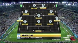 Argentina vs Bosnia (world cup 2014 ) Goals and highlight