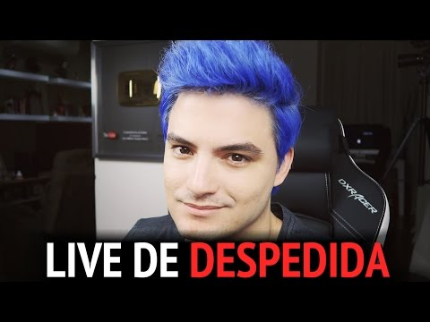 watch LIVE DE DESPEDIDA!