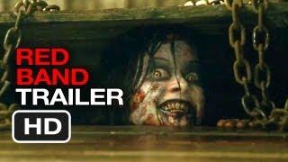 Evil Dead Full-Length Red Band TRAILER 1 (2013) - Horror Movie HD