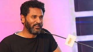 Prabhudeva About His Movie With Karthik Subbaraj |  Stone Bench Films & Originals