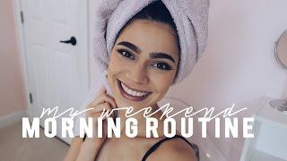 My Weekend Morning Routine | Elesa Anthony