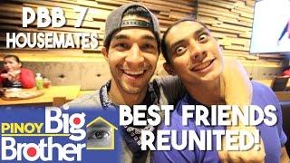 PBB 7 Best Friend Housemates Reunite! (ft. Luis Hontiveros)