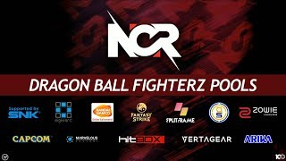 NCR 2018 - Dragon Ball FighterZ Tournament - Pools 1-4 ft. Go1, Momochi