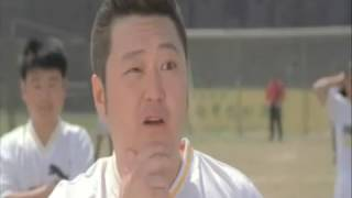 Football in kung fu