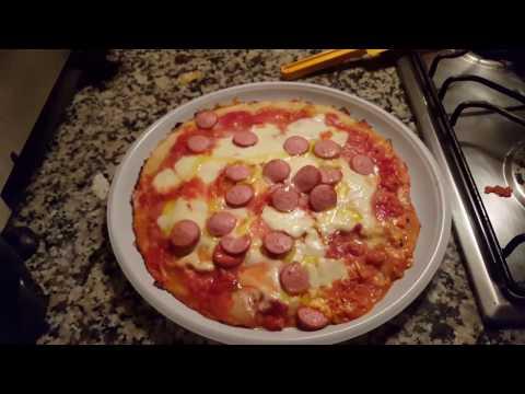Pizza in padella senza lievitazione...