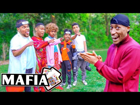 CRAZIEST MAFIA GAME Ft Yung Filly PAINTBALL FORFEIT