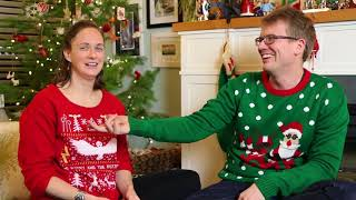 Christmas Questions Answered (With Katherine and Hank)