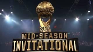 Lễ Khai Mạc MSI 2017 cực kỳ hoành tráng | Mid Season Invitational 2017 Opening Ceremony