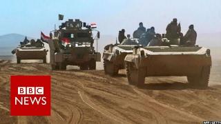 Mosul: Iraqi forces