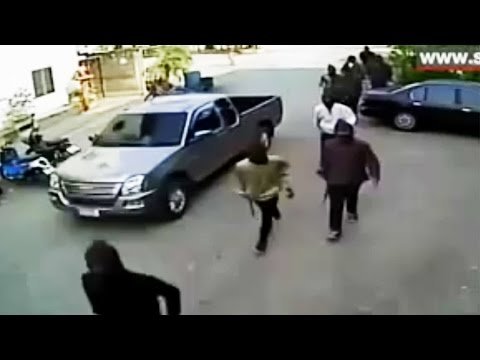 School Principal Shoot Out With Several Gang Members Don t Mess With Educated People With A Gun