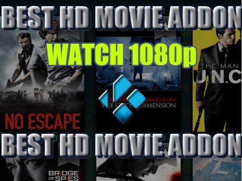 How to- BEST quality FREE MOVIES! Watch 1080p Kodi addon.