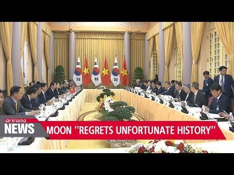Xxx Mp4 S Korean President Moon Jae In Expresses Regret Over Unfortunate History During Vietnam War 3gp Sex