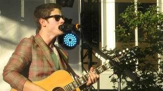 See No More (Joe Jonas Cover) - Nick Jonas (7/1/11)