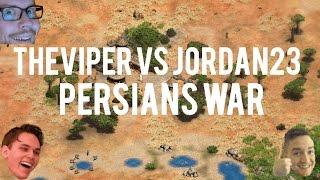 TheViper vs Jordan_23! Persian War - Best of 21 - Game 4