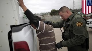 Border patrol: 150 extra agents deployed in South Texas after illegal immigration surge - TomoNews