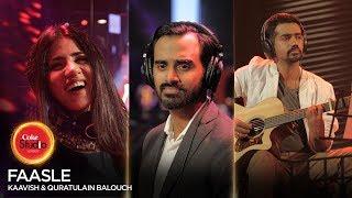 BTS, Kaavish & Quratulain Balouch, Faasle, Coke Studio Season 10, Episode 2. #CokeStudio10