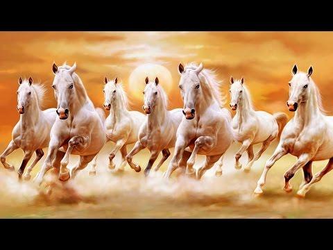 वास्तु शास्त्र के अनुसार घर में क्यों लगानी चाहिए दौड़ते हुए घोड़ों की तस्वीर?
