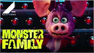 MONSTER FAMILY - UK TEASER TRAILER [HD] - IN CINEMAS 2 MARCH 2018