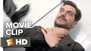 Mission: Impossible - Fallout Movie Clip - Bathroom Fight (2018) | Movieclips Coming Soon