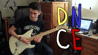 DNCE - Cake By The Ocean (Guitar & Bass Cover w/ Tabs)