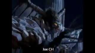 Power Rangers A La Velocidad De La Luz Batalla Final