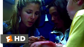 Snakes on a Plane (2006) - Sucking the Venom Scene (4/10)   Movieclips