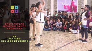 Makeba & Mi Gente Western Dance Routine by Jai Hind College Students   Kaleidoscope 2017