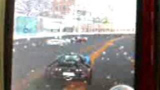 Asphalt 4 running on nokia 7610
