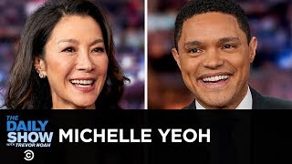 """Michelle Yeoh - Diving Into the Comedy Genre with """"Last Christmas"""" 