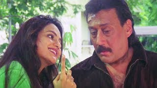Jackie Shroff & Madhu's Romantic Moment - Bollywood Romantic Scene | Mulaqaat