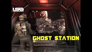 Hellion - Exploring Ghost Station Will I Come Out Alive ?