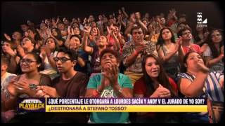 Mira el playback de Lourdes Sacín y Andi V en LRDP