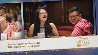 Date with Dad 2018 - A Father's Love Song Lyric Video